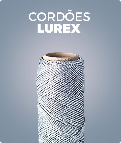 Cordões Lurex