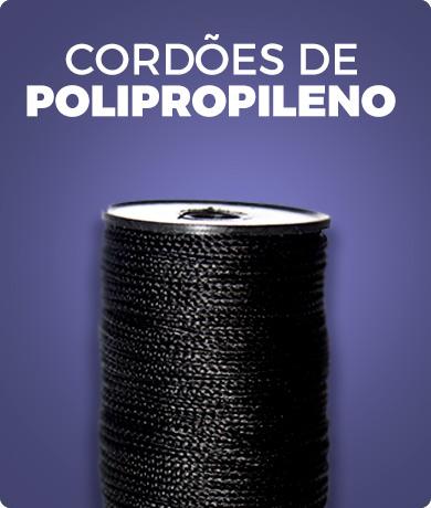 Cordões de Polipropileno